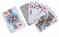 Обычные игральные карты для гаданий