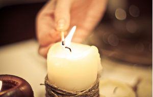 Со свечей