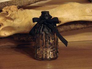 Бутыль для защиты от порчи