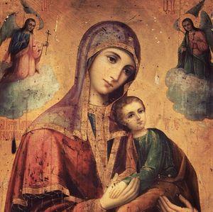 Молитва Пресвятой Богородице чтобы вернуть мужа