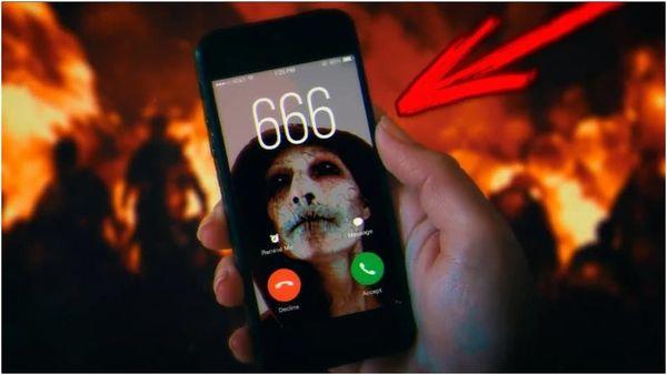 Что делать если позвонил на номер 666