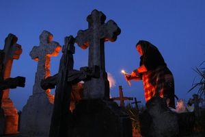 Что являет собой кладбищенский приворот