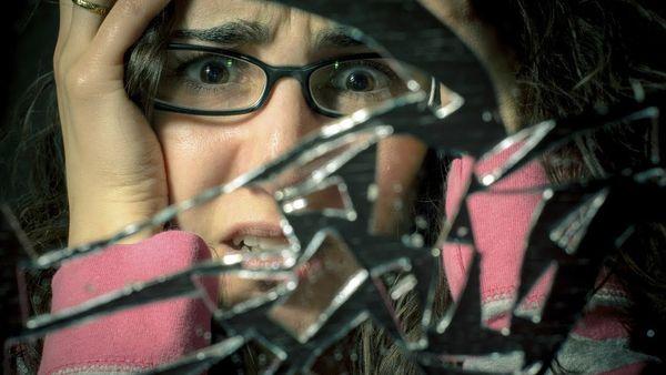Cмотреть в разбитое зеркало