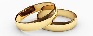 Два обручальных кольца во сне