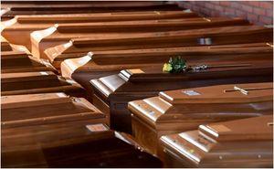 К чему снится много гробов