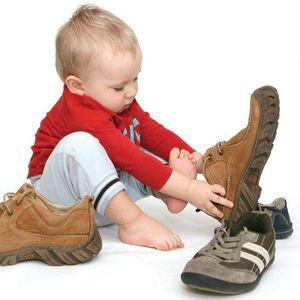 К чему снится обувь детям