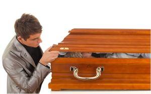 К чему снится открыть гроб