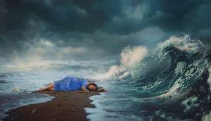 К чему снится тонуть в море