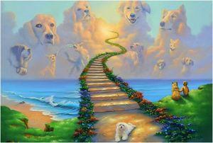 Куда попадает душа собаки