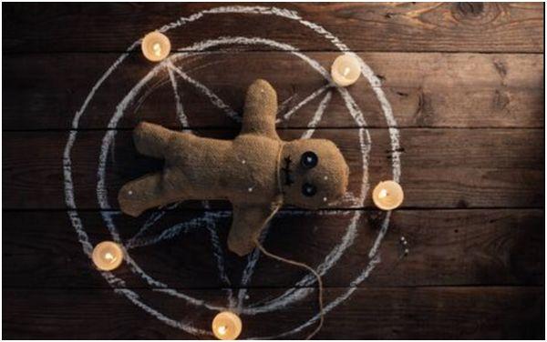Кукла Вуду на боль врага
