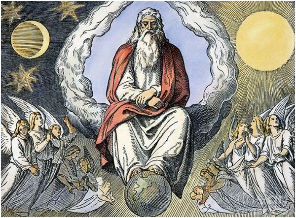 Образ Бога в Библии