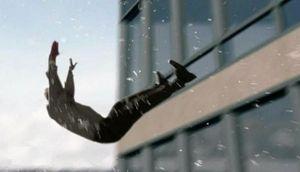 Падать из окна
