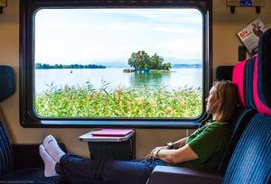 Поезд снится женщине