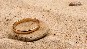 Потерянное во сне обручальное кольцо