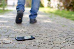 Потерять мобильный телефон во сне