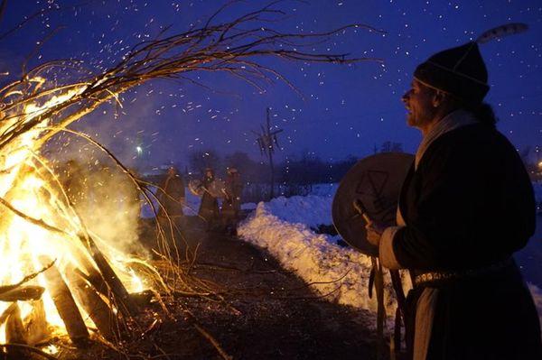Праздник Карачун