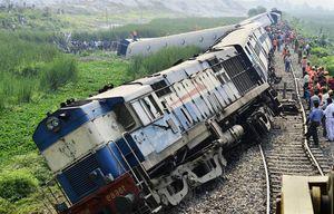 Приснилась авария на поезде
