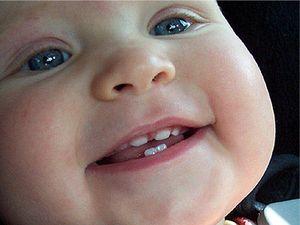 Приснились зубы у младенца