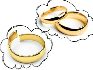 Приснилось треснувшее обручальное кольцо