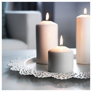 Приворот на парня на белых свечах