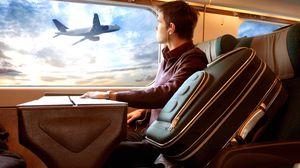 Путешествие на самолете снится