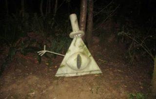 Реальная статуя Билла Шифра