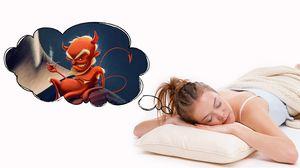 Сделка с дьяволом во сне