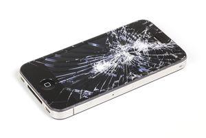 Сломанный телефон во сне