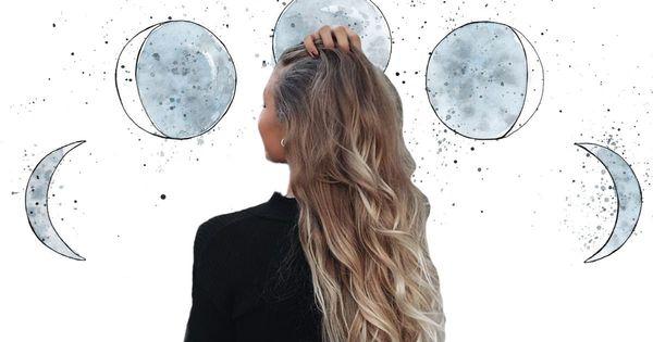 Стричь волосы по фазе луны