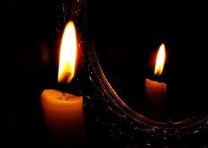 Вызов духов с помощью свечи