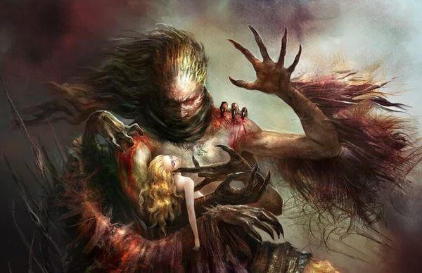 адский демон Асмодей