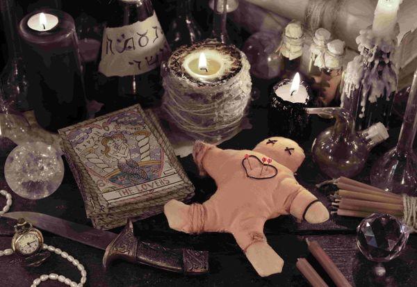 активация куклы вуду