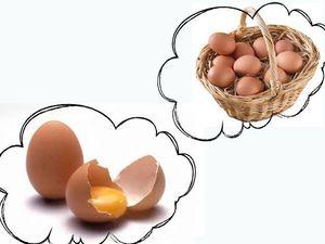 бить яйца во сне