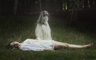 человек после смерти