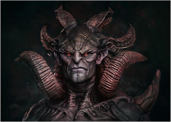 демон козерога