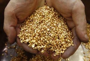 добыча золота — сонник