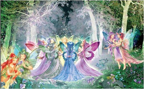 феи в сказках