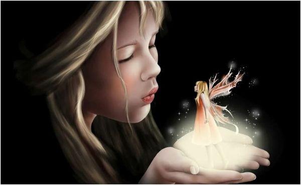 фея, исполняющая мечту