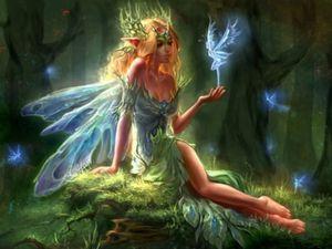 фея исполняющая желания