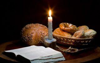 гадание на хлебе