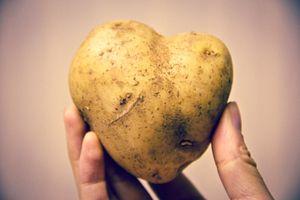 гадание на картошке