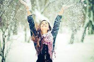 ощущенияво сне с снегом