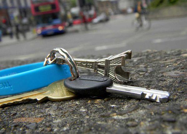 к чему потерять ключи