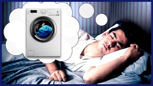 к чему снится стиральная машина