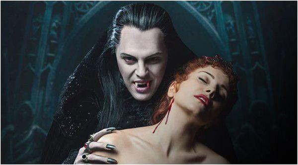 как становятся вампирами