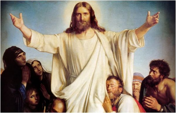 как выглядел иисус по библии