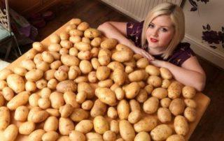 картошка снится женщине