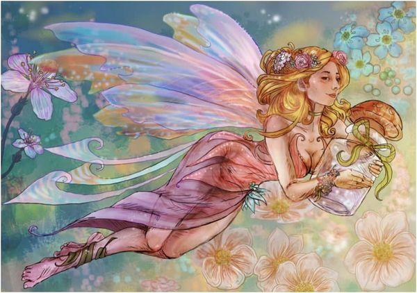 легенды о феях