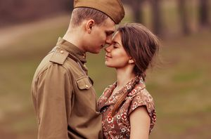 любимый на войне