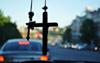молитва водителя перед дорогой